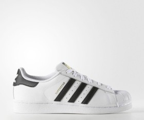 adidas Superstar white/core black (Damen) (C77153)