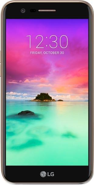 LG Electronics K10 (2017) M250N gold
