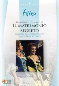Domenico Cimarosa - Il matrimonio segreteo (DVD)