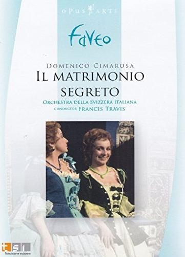 Domenico Cimarosa - Il matrimonio segreteo -- via Amazon Partnerprogramm