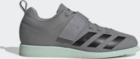 adidas Powerlift 4 grey three/core black/green tint (Herren) (EF2980)