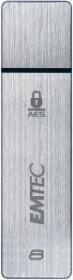 Emtec S530 AES 8GB, USB-A 2.0 (EKMMD8GS530AES)