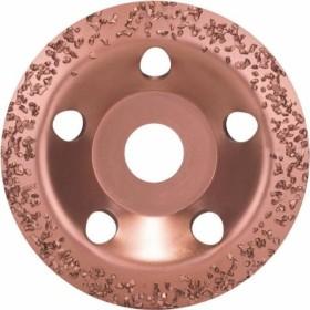 Bosch Professional Wolfram Carbide Topfscheibe schräg 115mm grob, 1er-Pack (2608600178)