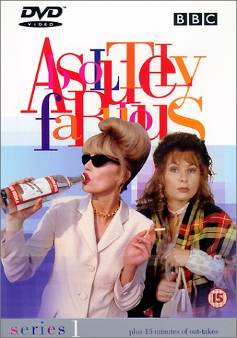 Absolutely Fabulous Season 1 (UK) -- via Amazon Partnerprogramm