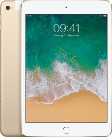 Apple iPad mini 4 16GB, LTE, gold (MK712FD/A)