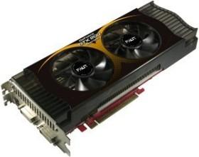 Palit GeForce GTX 260 55nm Sonic 216 SP, 896MB DDR3, 2x DVI, S-Video (NE3X262SFT394)