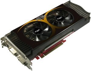 Palit GeForce GTX 260 Sonic 216 SP,  896MB DDR3, 2x DVI, TV-out (NE3X262SFT394)