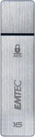 Emtec S530 AES 16GB, USB-A 2.0 (EKMMD16GS530AES)