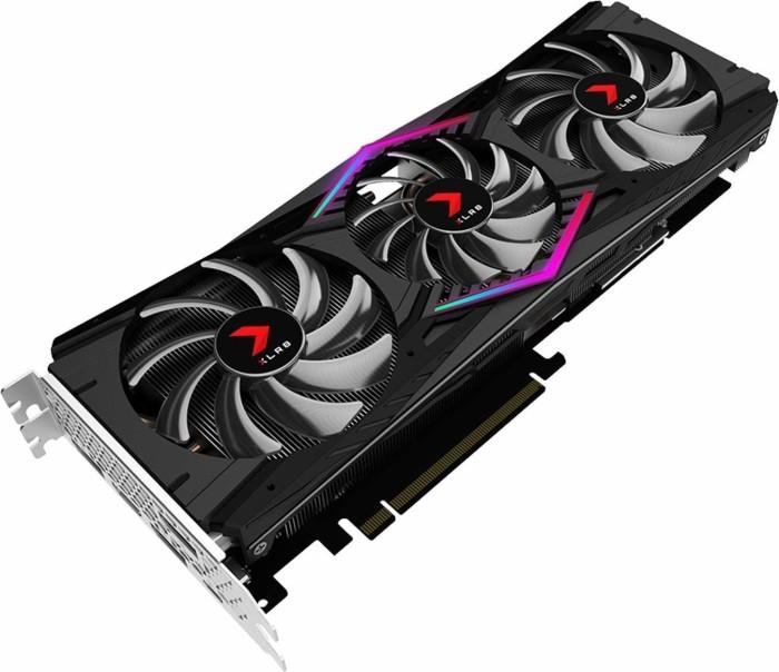 PNY GeForce RTX 2080 XLR8 Gaming OC Triple Fan, 8GB GDDR6, HDMI, 3x DP, USB-C (VCG20808TFPPB-O)