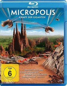 Micropolis - Kampf der Giganten (Blu-ray)