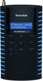 TechniSat DigitRadio Solar schwarz/blau (0002/3931)