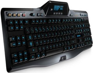Logitech G510 Gaming Keyboard, USB, DE (920-002531)