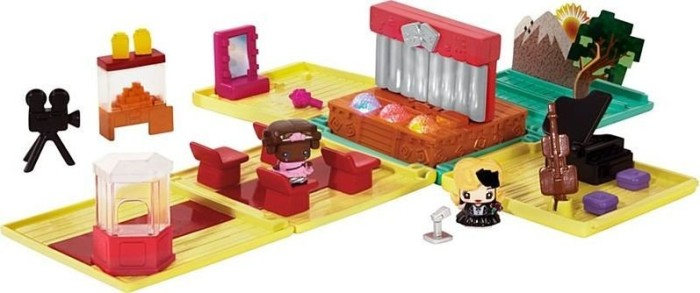 Mattel My Mini MixieQ's Theater Deluxe Playset (DXD61)