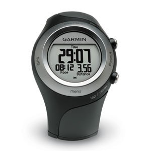 Garmin Forerunner 405 black, with heart installment meter (010-00658-21)