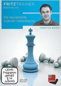 Chessbase Aljechin-Verteidigung (deutsch) (PC)