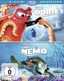 Findet Nemo / Findet Dorie (Blu-ray)