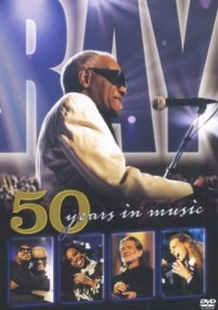 Ray Charles - 50 Years in Music (DVD)
