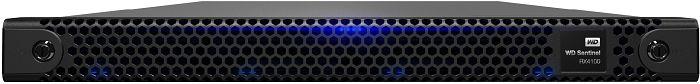Western Digital Sentinel RX4100 12TB, 2x Gb LAN, 1HE (WDBLVH0120KBK)