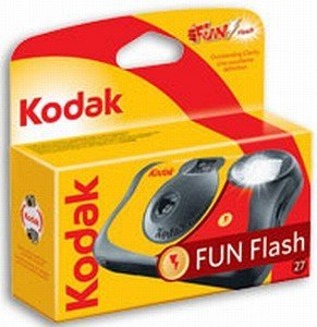 Kodak FUN Flash disposable camera