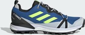 adidas Terrex Skychaser LT GTX glory blue/signal green/dash grey (Herren) (EH2427)
