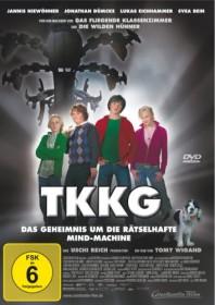 TKKG - Das Geheimnis um die rätselhafte Mind-Maschine
