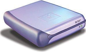Western Digital WD FireWire External Hard Drive 120GB (WD1200B002)