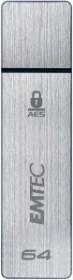 Emtec S530 AES 64GB, USB-A 2.0 (EKMMD64GS530AES)