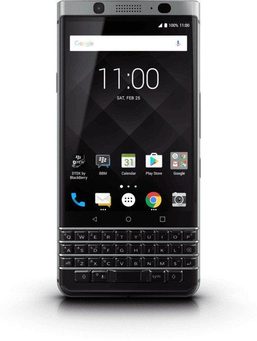 BlackBerry KEYone silber (QWERTY)