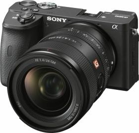 Sony Alpha 6600 mit Objektiv E 18-135mm 3.5-5.6 OSS (ILCE-6600MB)