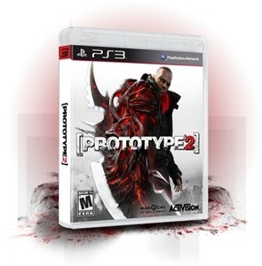 Prototype 2 (English) (PS3)