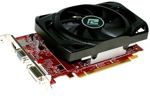 PowerColor Radeon HD 6670, 1GB DDR3, VGA, DVI, HDMI (AX6670 1GBK3-H)
