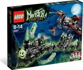 LEGO Monster Fighters - Geisterzug (9467)