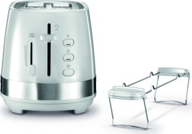 DeLonghi CTLA 2103.W Active Line toaster