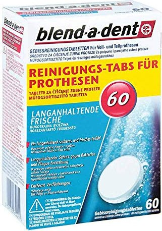 blend-a-dent cleaning tabs (60 pieces)