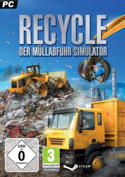 Recycle: Der Müllabfuhr-Simulator (PC)