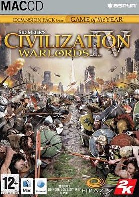 Sid Meier's Civilization 4 - Warlords (Add-on) (deutsch) (MAC) -- via Amazon Partnerprogramm