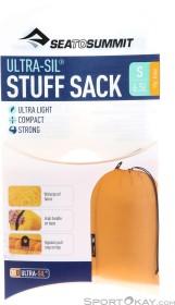 Sea to Summit Ultra-Sil Stuff bag 6.5l yellow