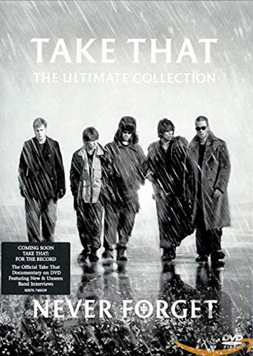 Take That - Never Forget: The Ultimate Collection -- via Amazon Partnerprogramm