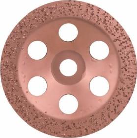 Bosch Wolfram Carbide Topfscheibe flach 180mm grob, 1er-Pack (2608600364)