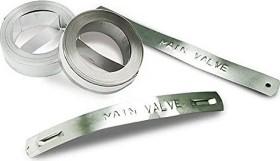 Dymo IND Prägeetiketten aluminium, not adhesive, 12mm/4m (S0720160/31000)