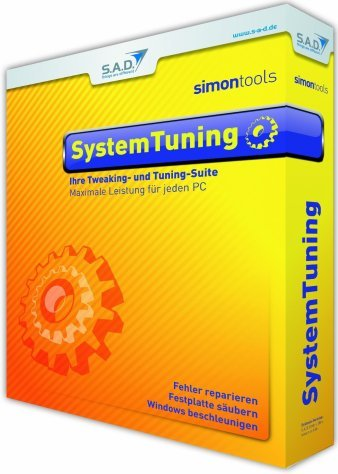S.A.D.: SimonTools SystemTuning (deutsch) (PC) (01489) -- via Amazon Partnerprogramm