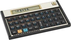 HP 12C (HPCLC12C/NW258AA)