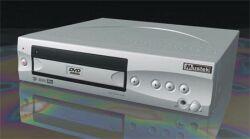 Mustek DVD-V520 srebrny (98-098-1002)
