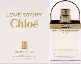 Chloé Love Story Eau de Parfum, 20ml