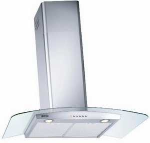 Gorenje DKG9335E chimney cooker hood