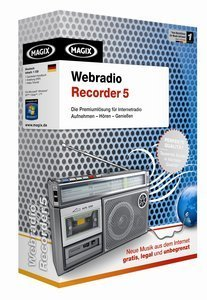 Magix: Webradio Recorder 5, ESD (German) (PC)