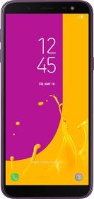 Samsung Galaxy J6 (2018) Duos J600F/DS violett