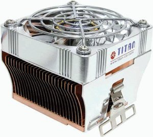 Titan TTC-CU5TB/F Kupfer