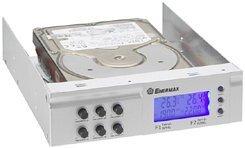 Enermax TecTroid A5 fan control, aluminum (various colours) (UC-A5FATR2)