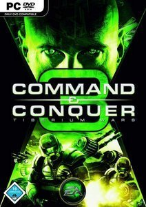 Command & Conquer 3 - Tiberium Wars (German) (PC)